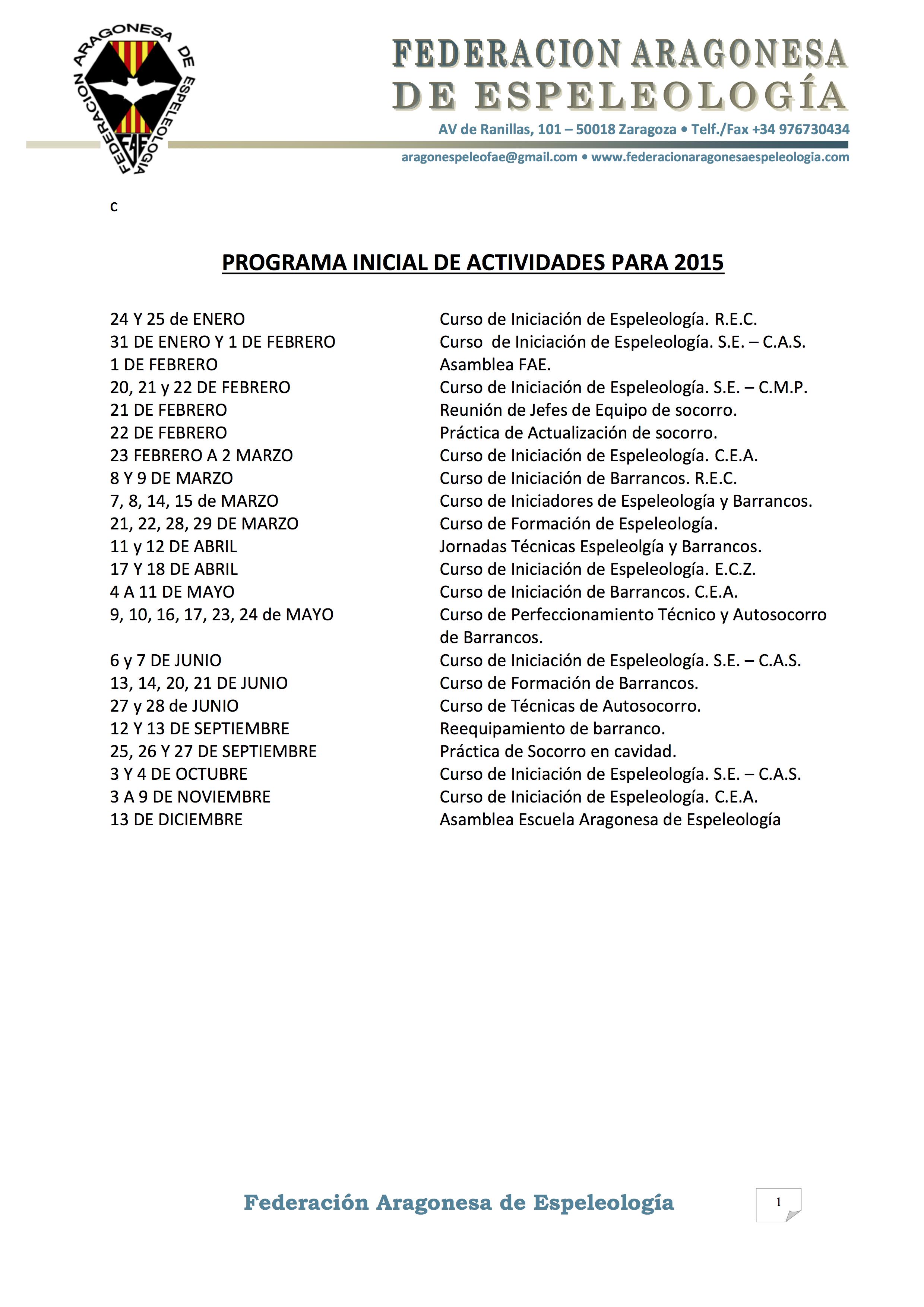 CALENDARIO_INICIAL_ACTIVIDADES_FAE_2015