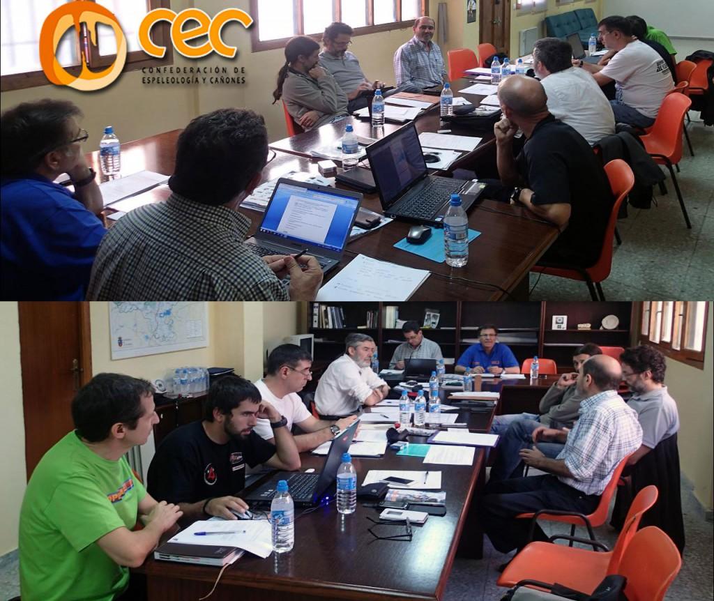 Reunion CEC Octubre 2014