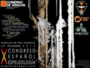 X Congreso Español de Espeleología